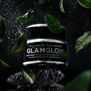 满£30送£29套装,满£45送£42套装Glamglow官网全线护肤热卖 黑罐发光面膜回归!