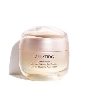 ShiseidoWrinkle Smoothing Cream