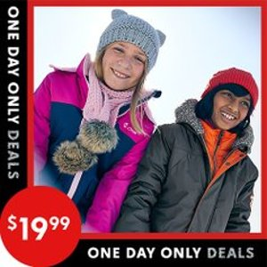 All for $19.99Zulily Kids Snow Coats Sale