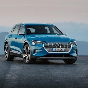 另一台Tesla杀手2019 Audi e-tron 品牌首款电动中型SUV