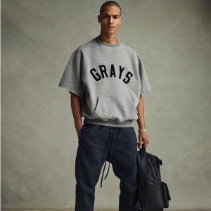 Fear of God同款不同色Grays T恤