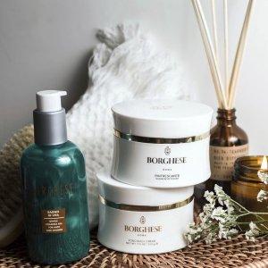 40% Off + Free GiftBorghese  Skincare Sale