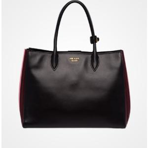 Prada Bibliothèque Leather Bag