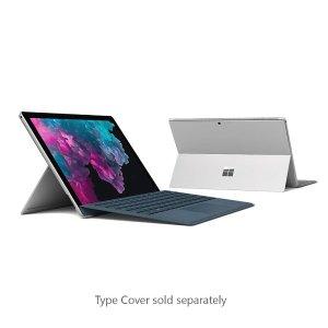 $699 (原价$899)Microsoft Surface Pro 6 (i5, 8GB, 128GB)