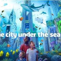 海洋生物水族馆 单人票