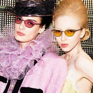 一律$39.99+无税包邮白菜价:Marc Jacobs 精选时尚墨镜热卖 猫眼、圆形、方形都有