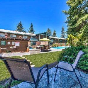 加州太浩湖 森林套房度假酒店 套房至多可入住6人