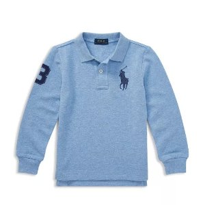 Up to 70% Off Polo Ralph Lauren Kids Clothing Sale @ Bloomingdales