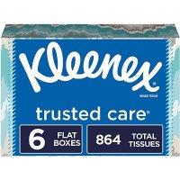 Kleenex 144抽纸巾 6盒装