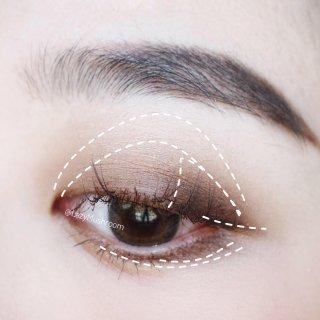 手头三盘CT四色眼影试色➕眼妆教程 | 用过一次就想all的眼影盘🤔