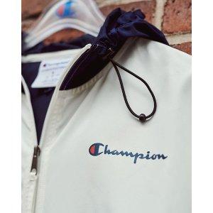 5折起 £28收阔腿裤Champion 清仓特卖 好价收海量经典Logo卫衣、帽衫、短袖