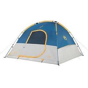 低至3折 + 包邮Coleman Flatiron 6人圆顶帐篷促销