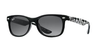 $103 + Free ShippingRay-Ban RJ9052S MICKEY MOUSE Wayfarer Kid Sunglasses