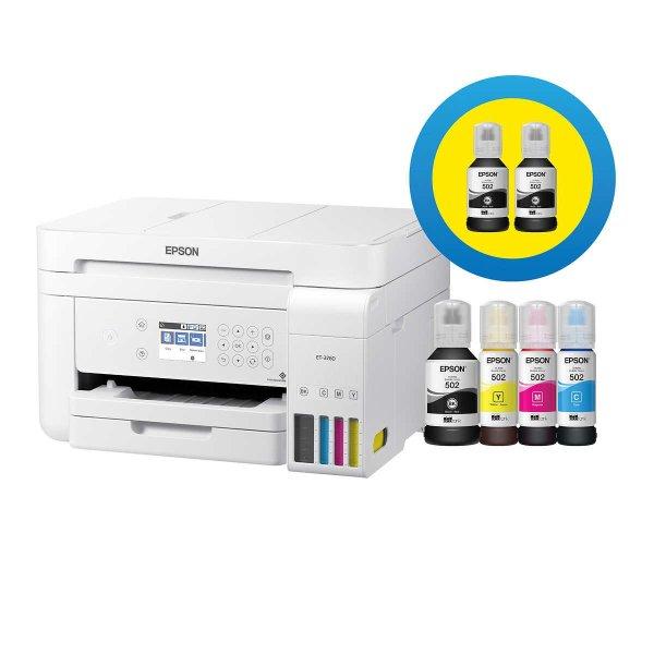 EcoTank ET-3760 多功能打印机
