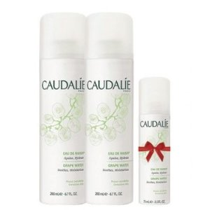 Dealmoon Exclusive!  Receive Free travel size Grape Waterwith 2 full size Grape Water @ Caudalie