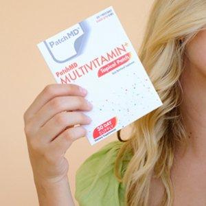 一律$9.98PatchMD 养生帖热卖 随时随地补充维生素