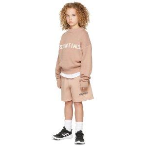 EssentialsKids Pink Knit 毛衣