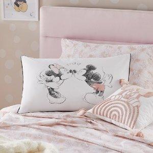 Disney米奇&米妮情侣枕套