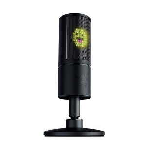 Razer Seiren Emote 麦克风 8×8 LED矩阵