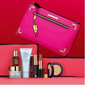 送8件套礼包(价值$150+)最后一天:Estee Lauder 护肤彩妆热促 可叠加9折 全场免邮