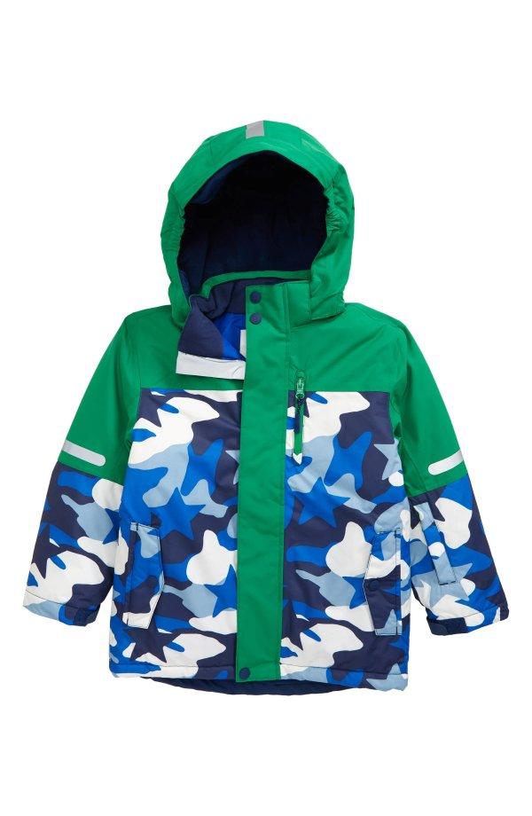 儿童防水夹克