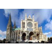 沙特尔大教堂教堂一日游 巴黎出发