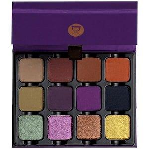 Dark EDIT Eyeshadow Palette - Viseart | Sephora