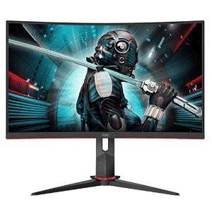 6折起AOC 电脑显示器专场 收144Hz高刷、带鱼屏