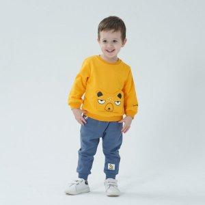 黄色运动衫