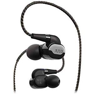 $552.65 万元神塞继承者AKG N5005 5单元圈铁 入耳耳机