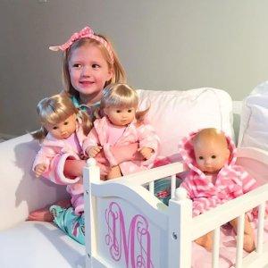 $64 (原价$80)American Girl Bitty Baby 婴儿娃娃特价  风靡美国小女孩都爱