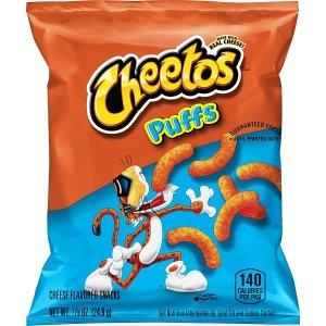Cheetos 芝士味奇多 0.875oz 40包好价 每包$0.246