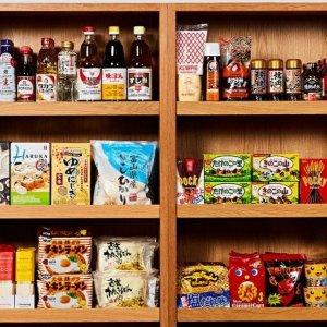 精选7折Japan Centre 精选日式零食、梅子酒、拉面限时好价