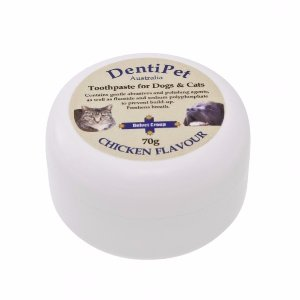 Dentipet Dog & Cat Toothpaste 牙膏