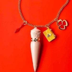 售价$71上新:CHRISTIAN LOUBOUTIN 萝卜丁唇膏 经典高贵红