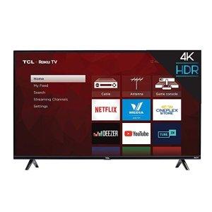 TCL50'' 4K智能电视