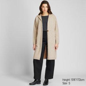 Uniqlo羊毛外套