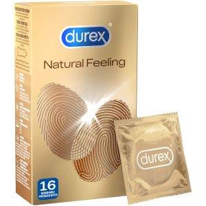 Durex 杜蕾斯 零乳胶安全套 超薄无感 16个装 让你安心开车
