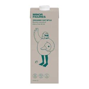 有机版燕麦奶 1L