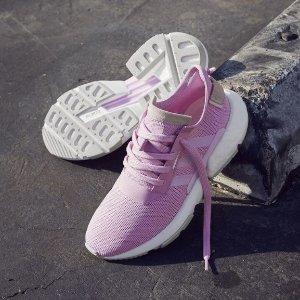 低至6折 $10起收adidas 潮流运动鞋服、配饰等促销 $41入封面款POD-S3.1