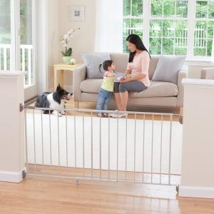 $25(原价$44.97)黒五价:Safety 1st GA089CDEC 婴幼儿安全防护门  宽度可调