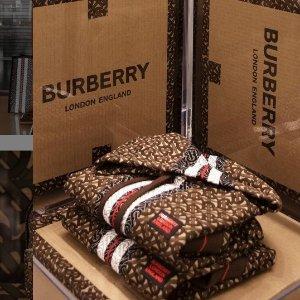 全场85折 £986收fortingall风衣Burberry 热促折上折 收经典款风衣等