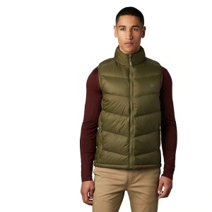 Mountain Hardwear男款羽绒背心