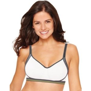 HanesX-Temp™ Foam Wirefree Bra