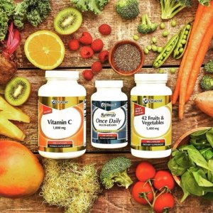 20% OffSelect Vitamins, Herbs & Supplements @ Vitacost