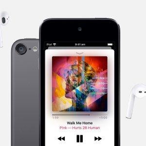 $299起售, 最便宜的iOS设备iPod touch 2019款上线! 搭配A10芯片+6种配色+3.5mm耳机口