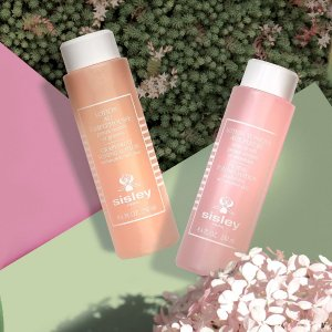 Sisley适合中性至干性/敏感肌肤~花香润肤水