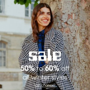 50% To 60% OffWinter Styles @ Maje