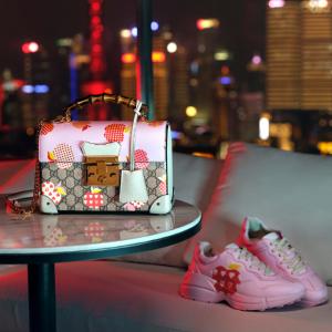 七夕限定等你来Gucci 七夕限定登场,于独具暧昧与迷离的上海 爱与遇见的故事