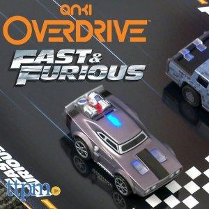 $42.67(原价$239.99)史低价:Anki Overdrive 速度与激情遥控赛车,2辆车+赛道 套装